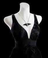Ravenger - Alchemy Gothic Necklace