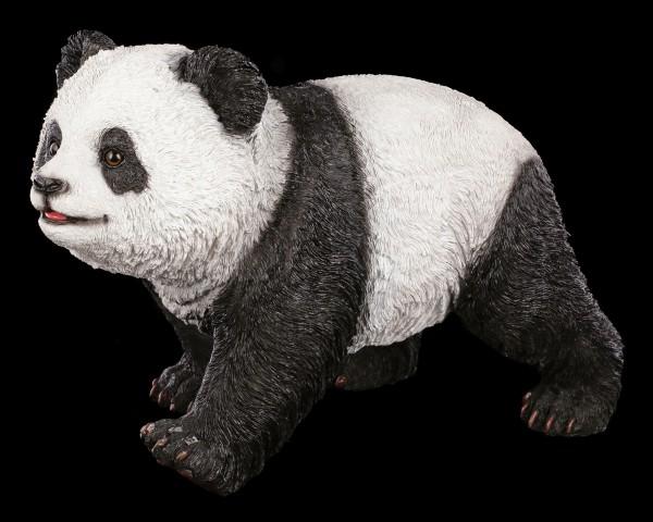 Gartenfigur - Panda Junges