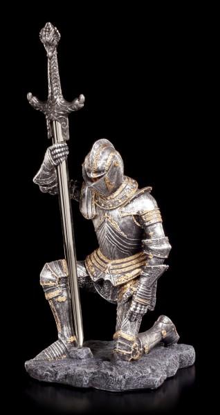 Letter Opener - Kneeling Knight