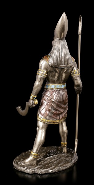 Horus Figurine - Warrior with Scepter