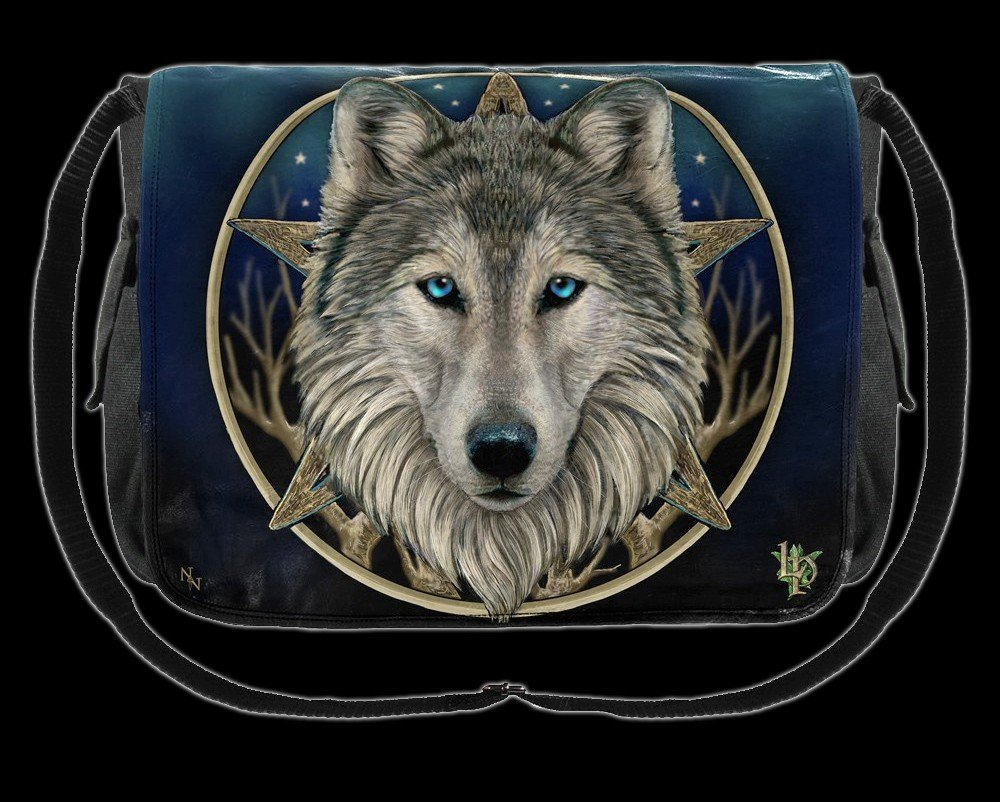 Messenger Bag - The Wild One