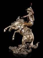 Cowboy Figur - Wilder Rodeo Ritt