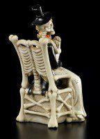 Skelett Figur - Brautpaar - In guten wie in schlechten Tagen