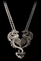 Alchemy Partner-Halskette - Draconic Tryst