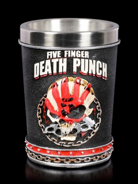 Five Finger Death Punch Schnapsbecher - 5FDP