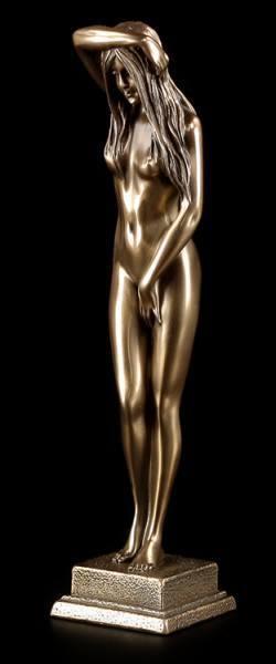 Female Nude Figurine by Rupert Carabin