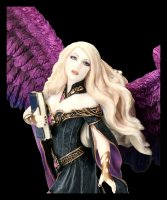 Angel Figurine - Dark Messenger
