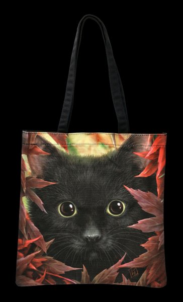 Tote Bag - Autumn Cat