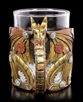 Fantasy Tankard - Steampunk Dragon