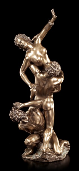 The Rape of the Sabine Women Figurine by Giambologna