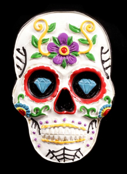 Fridge Magnet - Bottle Opener - Day of the Dead