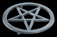 Topfuntersetzer - Pentagramm