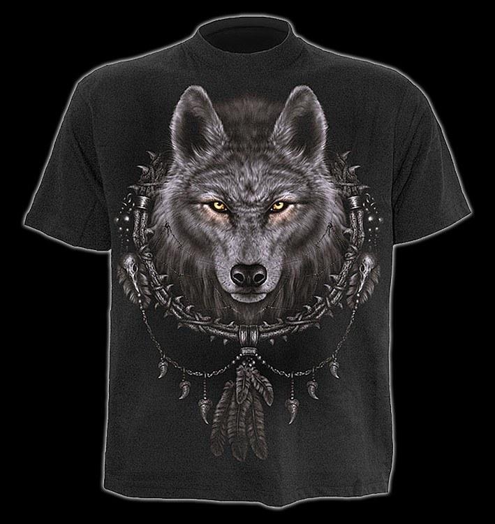 Wolf Dreams - T-Shirt
