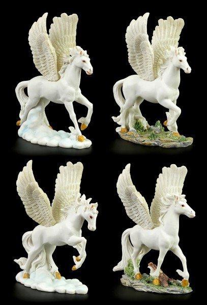 Pegasus Figuren - 4er Set