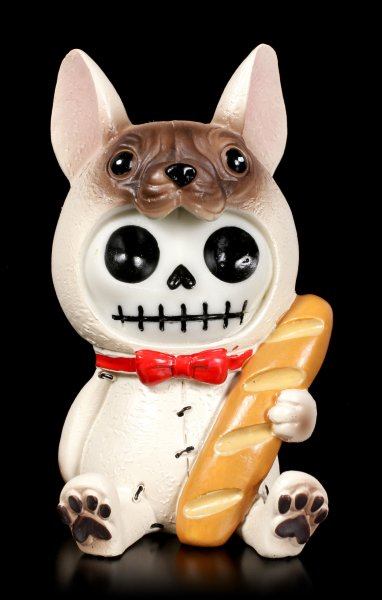 Furry Bones Figur - French Bulldog