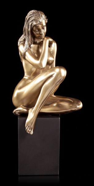 Female Nude Figurine - Dreams Come True