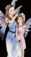 Fairy Figurine - Mary with Daughter