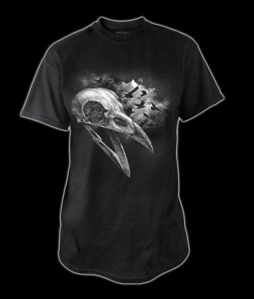 Alchemy Raben T-Shirt - Corvinculus