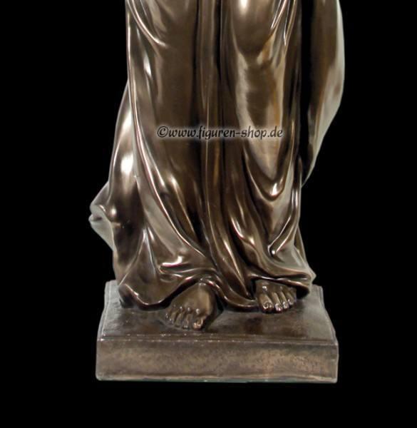Angel Outdoor Statue - Praying bronze