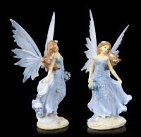 Elfen Figuren - Sky Sisters - 2er Set