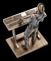 Jazz Band Figur - Keyboarder