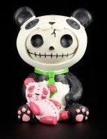 Große Furry Bones Figur - Pandie