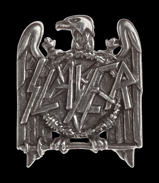 Slayer Adler Pin - Alchemy Rocks