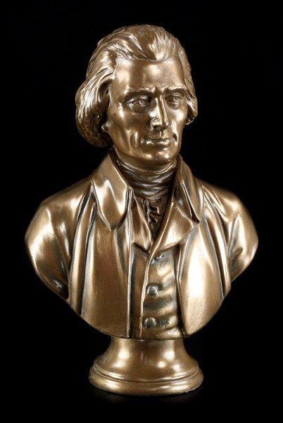 Thomas Jefferson Bust
