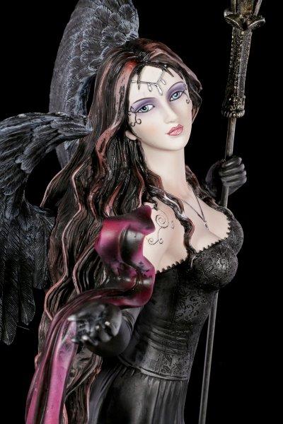 Dark Angel Figur - Falia mit Zepter