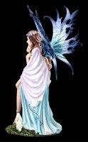 Fairy Figurine - Virien with Hare