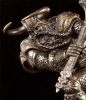 Thor Figur im Kampf - Nordischer Gott