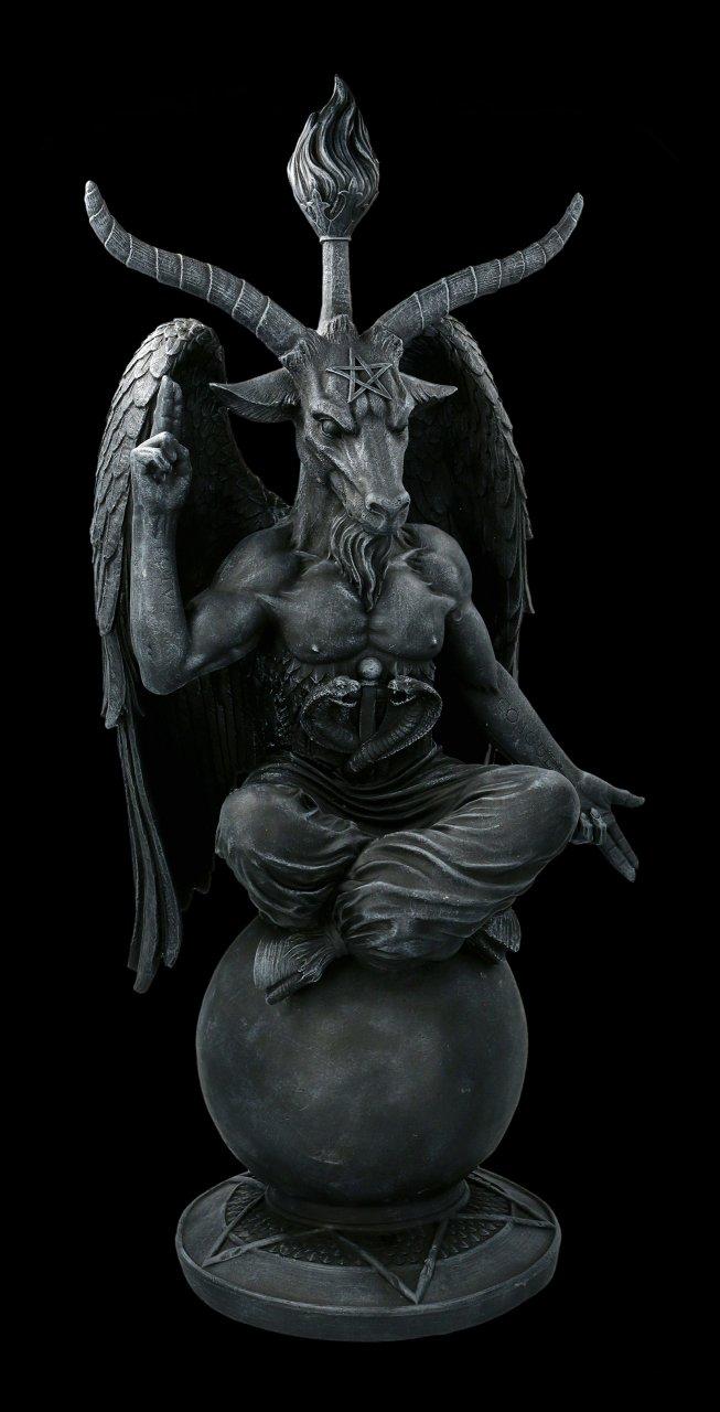 Large Baphomet Statue