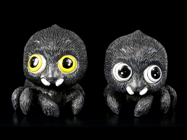 Spinnen Figuren - Incy and Wincy - 2er Set