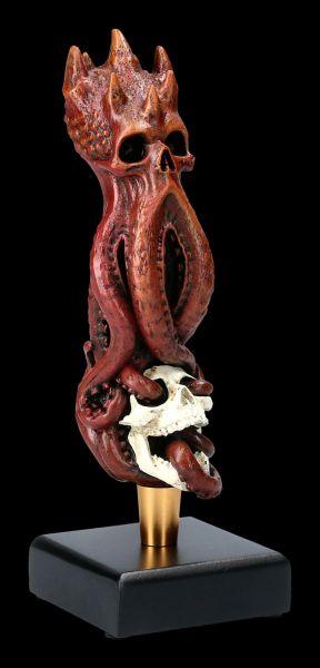 Beer Tap Handle - Skull Octopus