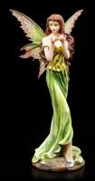 Elfen Figur - Aileen mit grünem Frühlingskleid
