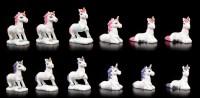 Unicorn Wishes Figurines Set of 12 - small