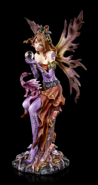 Mystery Forest Elfe Figur - Cassia