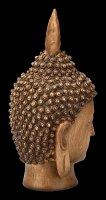 Garden Figurine - Buddha in Wood look