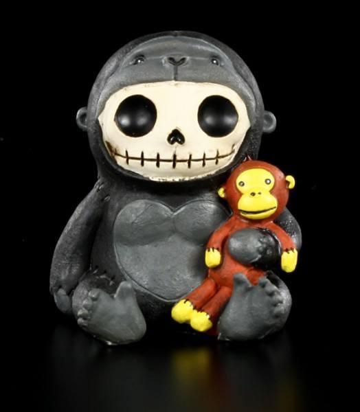 Kongo - Furry Bones Figurine