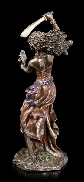 Oya Figur - Göttin von Wind und Transformation