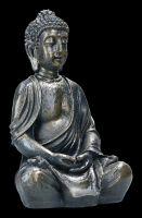 Buddha Figur dunkel - Dhyana Mudra