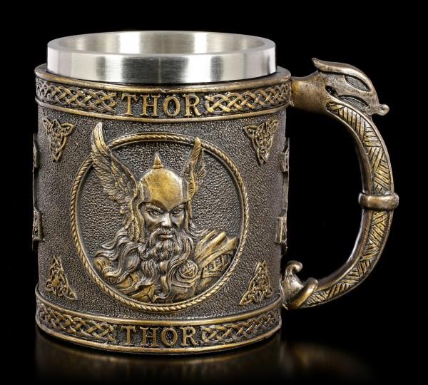 Thor Tankard - Nordic God