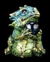 Dragon Figurines Set of 3 - Dragon's Gift