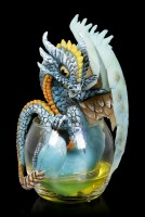 Dragon Figurine - Whiskey by Stanley Morrison