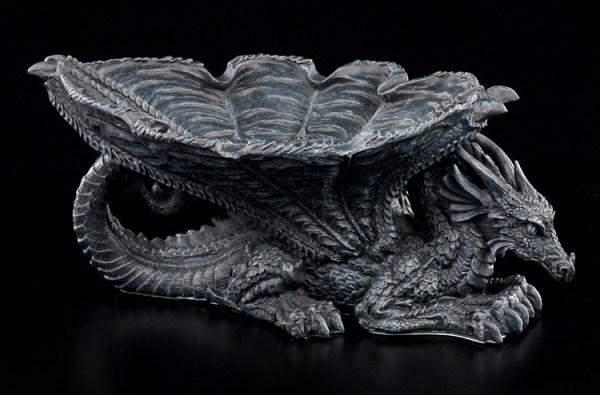 Drachen Aschenbecher oder Schale
