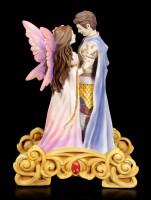 Elfen Figur mit Prinz - Eternal Love