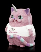 Snapcat Figurine - I am a Unicorn