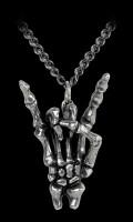 Alchemy Halskette Herren- Maloik Sign Of The Horns