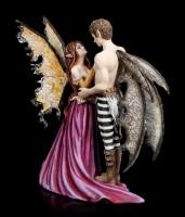 Elfen Figuren - Forever Love - Aislinn & Arwen