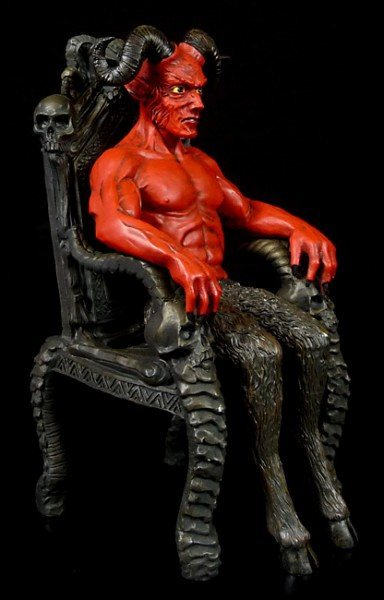 Satan Figur